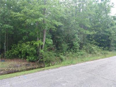 Slidell Residential Lots & Land For Sale: Baldwin Drive