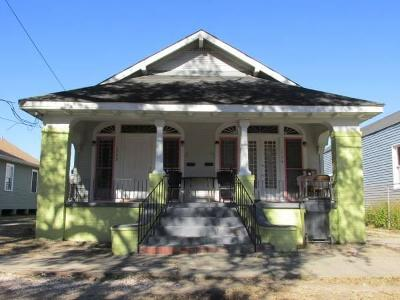 New Orleans Multi Family Home For Sale: 1773 N Dorgenois Street