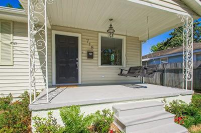 River Ridge, Harahan Single Family Home For Sale: 718 Franklin Avenue