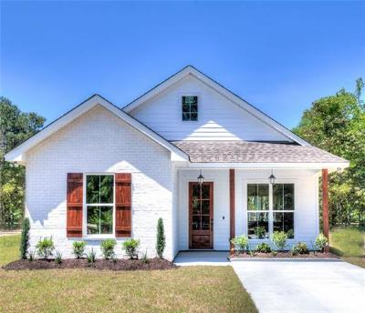 Slidell Single Family Home For Sale: 1763 Beth Drive