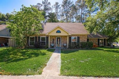 Slidell Single Family Home For Sale: 1407 Eastridge Drive