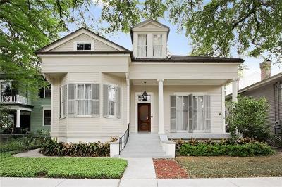 New Orleans Single Family Home For Sale: 1672 Robert Street