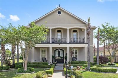 Kenner Single Family Home For Sale: 93 Palmetto