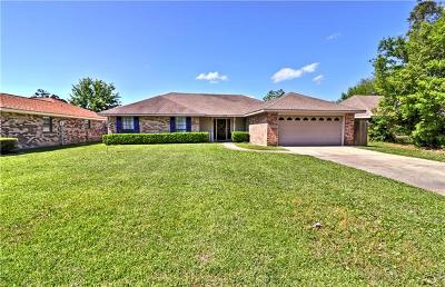 Slidell Single Family Home For Sale: 107 Oakmont Drive