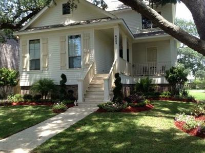 New Orleans Single Family Home For Sale: 6889 Catina Street