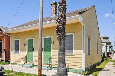 Multi Family Home For Sale: 2201 St Ann Street