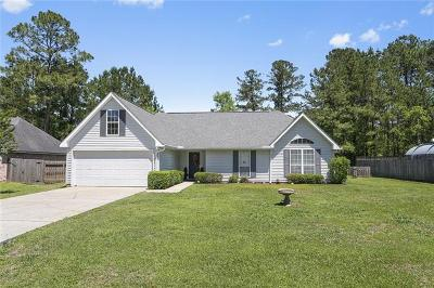 Single Family Home For Sale: 106 Lazy Creek Drive