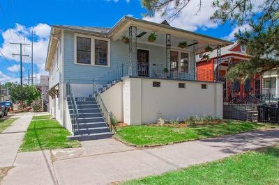 Single Family Home For Sale: 2502 Ursulines Avenue