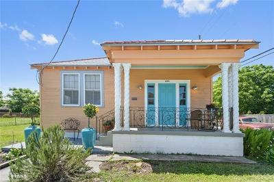 New Orleans Single Family Home For Sale: 1244 France Street