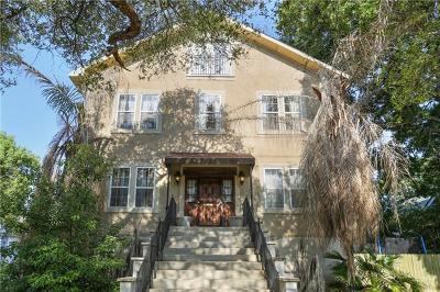 New Orleans Multi Family Home For Sale: 3400 Napoleon Avenue