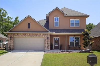 Marrero Single Family Home For Sale: 4700 Bald Eagle Park
