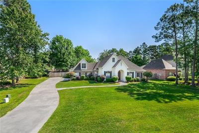 Mandeville Single Family Home Pending Continue to Show: 319 Winchester Circle
