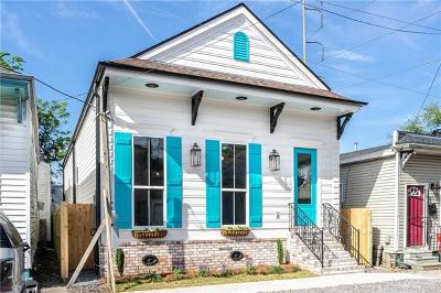 Single Family Home For Sale: 2540 St Ann Street