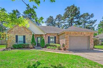 Madisonville LA Single Family Home For Sale: $219,000
