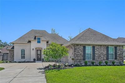 Madisonville LA Single Family Home For Sale: $320,000