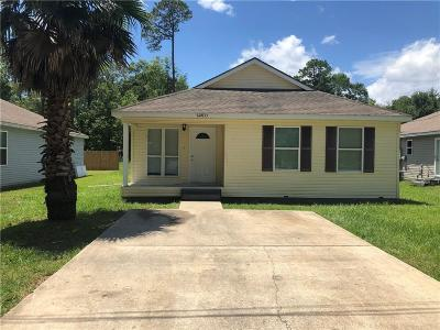 Slidell Single Family Home For Sale: 62033 N 7th Street