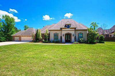 Slidell Single Family Home For Sale: 1288 Bluff Drive
