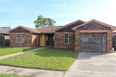 Single Family Home For Sale: 7581 Branch Street
