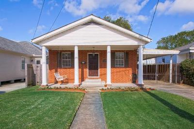 Single Family Home For Sale: 508 Metairie Lawn Drive