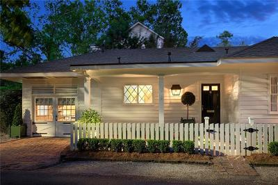 Single Family Home For Sale: 1 Bamboo Road