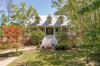 Covington Single Family Home For Sale: 36 Zinnia Drive
