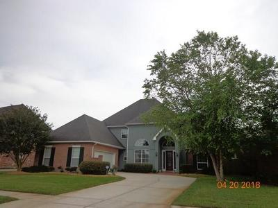 Kenner Single Family Home For Sale: 67 Chateau Rothchild Drive