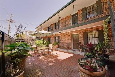 Jefferson Parish, Orleans Parish Condo For Sale: 1629 Toledano Street #101