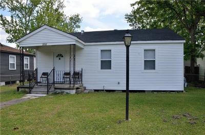 Kenner Single Family Home For Sale: 1932 Kentucky Avenue