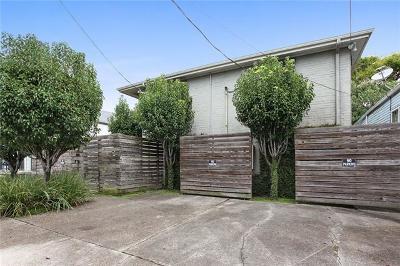 Jefferson Parish, Orleans Parish Condo For Sale: 3821 Laurel Street #1