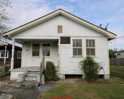 Single Family Home For Sale: 539 Leboeuf Street