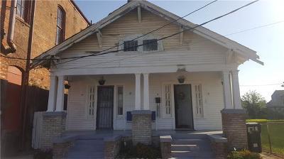 Multi Family Home For Sale: 516-518 Jackson Avenue