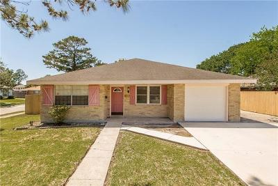 Single Family Home For Sale: 756 Grinell Place