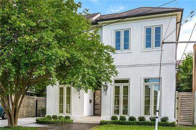 Metairie Single Family Home For Sale: 4 Althea Lane
