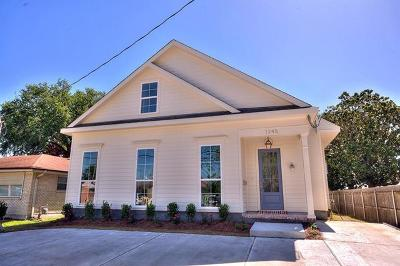 Metairie Single Family Home For Sale: 1245 Aurora Avenue