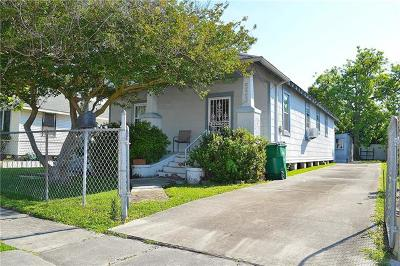 Harvey Single Family Home For Sale: 523 1st Avenue