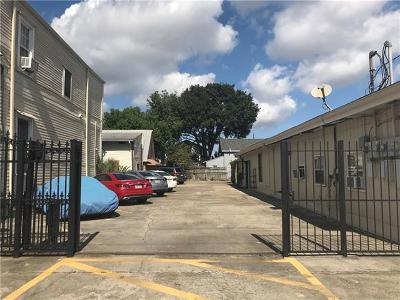 Commercial Lease For Lease: 2227 Burgundy Street #B