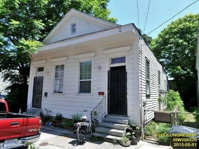 Multi Family Home For Sale: 1015 Congress Street