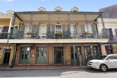 Jefferson Parish, Orleans Parish Condo For Sale: 517 St Louis Street #7