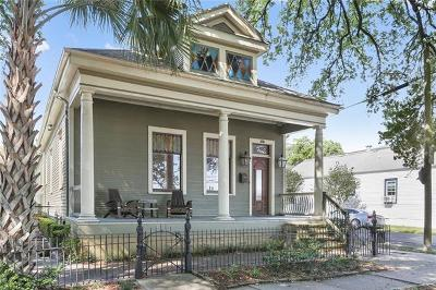 Single Family Home For Sale: 4238 Bienville Street