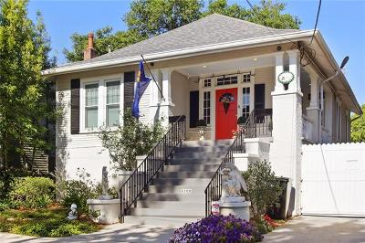 New Orleans Single Family Home For Sale: 2506 Octavia Street