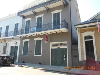 New Orleans Condo For Sale: 1225 Bourbon Street #A