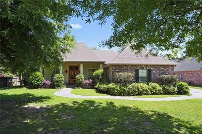 Mandeville Single Family Home For Sale: 1085 Whitetail Drive