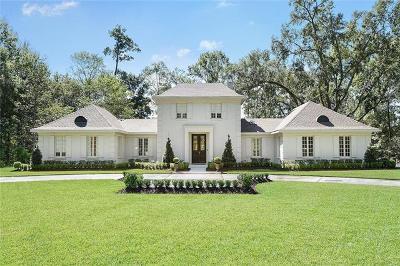 Covington Single Family Home For Sale: 12 Bluebird Road