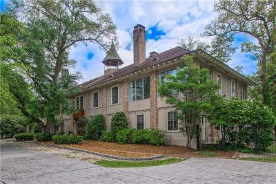 Single Family Home For Sale: 727 Kiskatom Lane