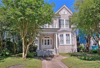 New Orleans Single Family Home For Sale: 1546 Jefferson Avenue