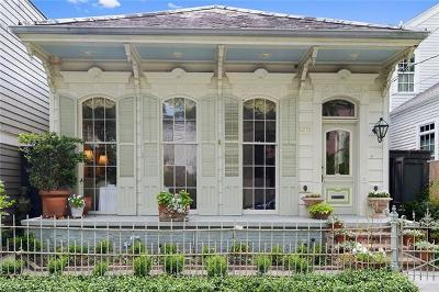 New Orleans Single Family Home For Sale: 1218 Amelia Street