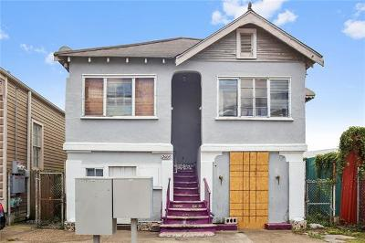 Multi Family Home For Sale: 2608 St Peter Street