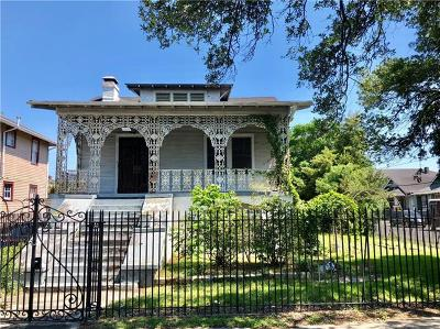 Single Family Home For Sale: 1740 N Broad Street