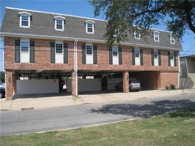 Jefferson Parish, Orleans Parish Condo For Sale: 301 Seattle Street #13