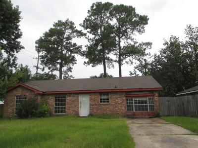 Slidell Single Family Home For Sale: 101 Northwood Drive